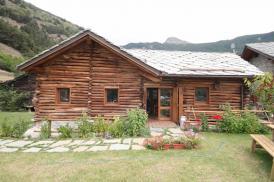 Case In Pietra Di Montagna : Impresa edil maison immobiliare perrin